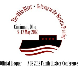 2012 NGS Official Blogger